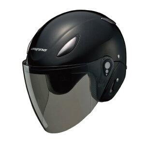 【送料無料】【Honda(ホンダ)】 ジェットヘルメット amifine FH1 ヘルメット ブラックメタリック アミファイン 【1クラス上のアミファイン】