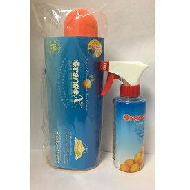 (多目的クリーナー)オレンジエックス800ml・スプレイ(空)ボトルセット