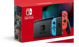 ニンテンドースイッチ 本体新発売 Nintendo Switch 新型 ゲーム 贈り物 孫 プレゼント コンパクト 大容量 長持ちバッテリー 任天堂 ニンテンドー スイッチ 本体 スウィッチ ブルーレッド switch2019-bluered