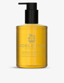 NOBLE ISLE ウィスキー アンド ウォーター シャワー ジェル 250ml Whisky and Water shower gel 250ml