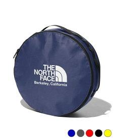 《THE NORTH FACE》ザ・ノースフェイスBCラウンドキャニスター4インチ(NM81963)MB・AG・TR・K・SG色【後払決済不可】※組み合わせて連結できるキャニスター。