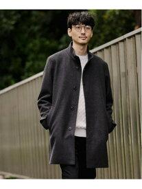 [Rakuten Fashion]【SALE/46%OFF】(M)ウーリーテックスタンドコート GLOBAL WORK グローバルワーク コート/ジャケット コート/ジャケットその他 グレー ネイビー ブラウン ブラック【RBA_E】【送料無料】