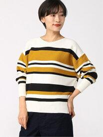 [Rakuten Fashion](W)3EASY-カシミヤコンPO GLOBAL WORK グローバルワーク ニット 長袖ニット イエロー グレー ホワイト ピンク ブルー ベージュ レッド