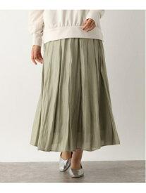 [Rakuten Fashion]【SALE/40%OFF】(W)シャイニーセミフレアSK GLOBAL WORK グローバルワーク スカート フレアスカート グリーン レッド ブルー ベージュ【RBA_E】