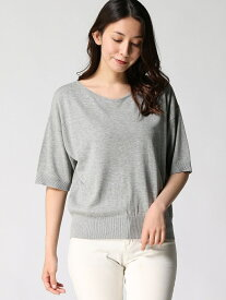 [Rakuten Fashion](W)UVケア/アラエルV/PO/SS GLOBAL WORK グローバルワーク カットソー Tシャツ グレー ホワイト レッド イエロー