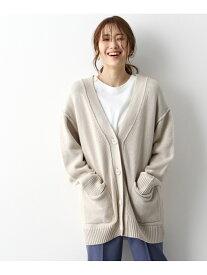 [Rakuten Fashion](W)アウトリンキングニュアンスCD GLOBAL WORK グローバルワーク ニット カーディガン ホワイト グレー ブルー ブラック【送料無料】