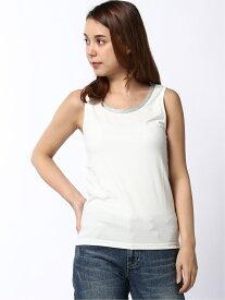 [Rakuten Fashion](W)BEAUTEEアビガイルTN GLOBAL WORK グローバルワーク カットソー タンクトップ ホワイト グレー ブラック