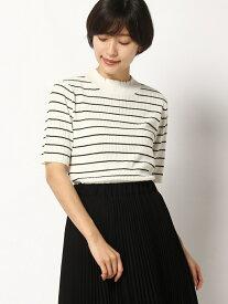 [Rakuten Fashion](W)アラエル-リブスタンドPO GLOBAL WORK グローバルワーク カットソー Uネックカットソー ネイビー ブラック ホワイト レッド
