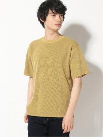 [Rakuten Fashion]【SALE/28%OFF】(M)DRYヘビーワッフルT GLOBAL WORK グローバルワーク カットソー Tシャツ イエロー グリーン ベージュ ネイビー ブラック ブラウン ブルー ホワイト【RBA_E】