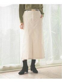 [Rakuten Fashion]コーデュロイスカート GLOBAL WORK グローバルワーク スカート タイトスカート ベージュ イエロー ブルー ブラック グリーン【送料無料】