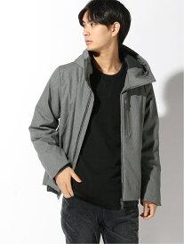 [Rakuten Fashion](M)サーモライトフードブルゾン GLOBAL WORK グローバルワーク コート/ジャケット ブルゾン グレー ブラック ベージュ【送料無料】