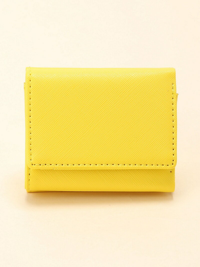 [Rakuten BRAND AVENUE](W)ミニウォレット グローバルワーク 財布/小物