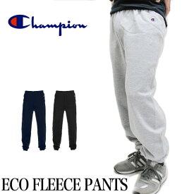 【送料無料】Champion チャンピオン P900 9oz DOUBLE DRY ECO FLEECE PANTS 9オンス ダブルドライ エコフリースパンツ スウェットパンツ ジョガーパンツ 裏起毛 P1022 C3-C215