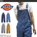 【2点で送料無料】ディッキーズ Dickies オーバーオール ダック ヒッコリー デニム OVERALL 83294 8396 DB100 83297 作業着...