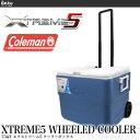 【送料無料】コールマン COLEMAN クーラーボックス 71L 3000001733 75QT エクストリーム ホイールクーラー XTREME WHEELED...