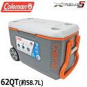 【送料無料】コールマン COLEMAN クーラーボックス 62QT 3000004485 エクストリーム クーラーボックス 大容量58.7L XT…