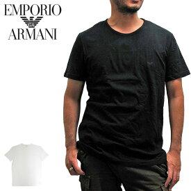 【メール便配送】エンポリオアルマーニ EMPORIO ARMANI 110821 クルーネック Tシャツ 半袖 メンズ