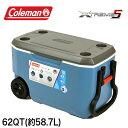 コールマン COLEMAN クーラーボックス 62QT 3000005891 エクストリーム クーラーボックス 大容量58.7L XTREME COOLERS…