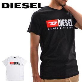 【メール便配送】DIESEL ディーゼル Tシャツ 00S1DF T-DIEGO-DIVISION T-SHIRT 大きいサイズ
