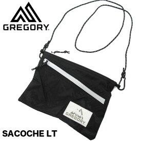 【メール便配送】GREGORY グレゴリー サコッシュ LT バッグSACOCHE LT 85410ポーチ ショルダーバッグ 斜めがけ メンズ レディース