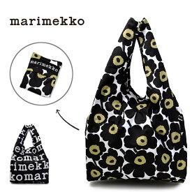 【メール便配送】マリメッコ エコバッグ marimekko ECOBAG 48852030 48854910 スマートバッグ ピエニ ウニッコ マリロゴ Pieni Unikko Marilogo