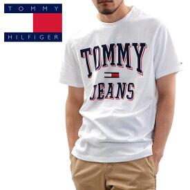 【メール便配送】TOMMY HILFIGER トミーヒルフィガー 78E9883 半袖Tシャツ TJ TALENT 大きいサイズ