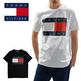 【メール便配送】TOMMY HILFIGER トミーヒルフィガー 78F0175 半袖 TJ FLAG S/S TEE 大きいサイズ