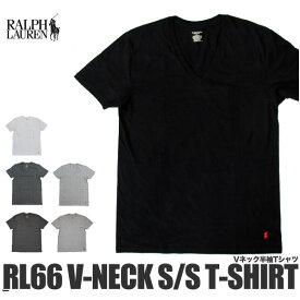 ポロ ラルフローレン POLO RALPH LAUREN メンズ Tシャツ Vネック 半袖 RL66