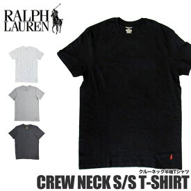 【メール便配送】ポロ ラルフローレン POLO RALPH LAUREN メンズ Tシャツ 半袖 丸首 RL65