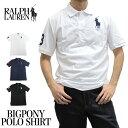 ラルフローレン ポロシャツ POLO Ralph Lauren 635543 550814 ビッグポニー 鹿の子 ボーイズ メール便不可 02P03Dec16