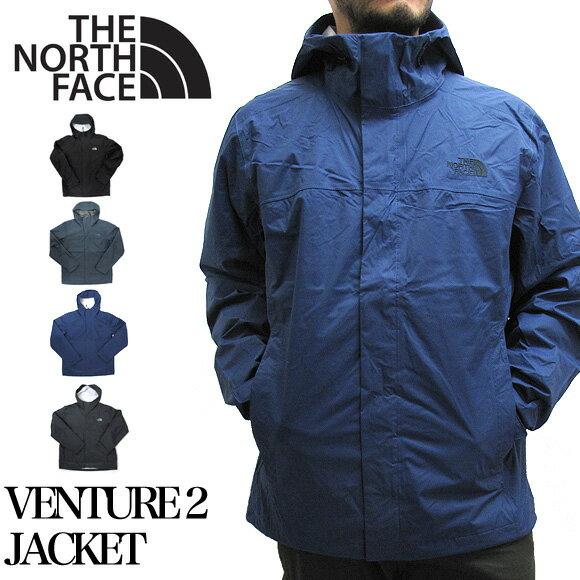 THE NORTH FACE ザ・ノースフェイス NF0A2VD3 ベンチャー2ジャケット ナイロンジャケット マウンテンパーカー マウンテンジャケット VENTURE 2 JACKET ストリート アウトドア カジュアル レインウェア 送料無料