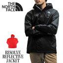 【送料無料】THE NORTH FACE ノースフェイス ボーイズ リザルブ リフレクティブジャケット NF0A3CR9 BOYS RESOLVE REF…