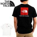 【メール便配送】THE NORTH FACE ノースフェイス レッドボックス Tシャツ REDBOX TEE 大きいサイズ 半袖 ロゴT メンズ レディース ユニ…