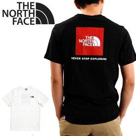 【メール便配送】THE NORTH FACE ノースフェイス レッドボックス Tシャツ REDBOX TEE 大きいサイズ 半袖 ロゴT メンズ レディース ユニセックス T92TX2