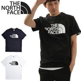 【送料無料】【メール便配送】THE NORTH FACE ノースフェイス ハーフドーム Tシャツ HALF DOME TEE 半袖 大きいサイズ メンズ レディース ユニセックス NF0A4M8N