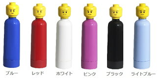 LEGO ( LEGO ) drink bottle