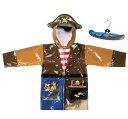 Kidorable Raincoat Pirate キドラブル レインコート パイレーツ 【130206_free】