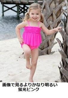 Ruffle Butts Tankini pink raffurubattsu游泳衣tankinipinku