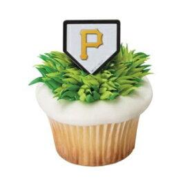 MLBピッツバーグパイレーツカップケーキリング-24 ct MLB Pi