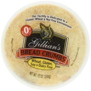 ジリアンパン粉無小麦グルテンフリー乳製品フリー、12オンス(4