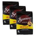 Douwe Egberts、Senseo、Espresso、48個のコーヒーポッド、Intense and Corse、トリプルパック Douwe Egberts, Senseo…