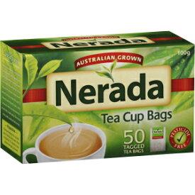 ネラダティー50バッグ-オーストラリア Nerada Tea 50 Bags