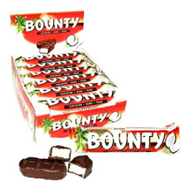 Bounty Dark Chocolate Case of 24
