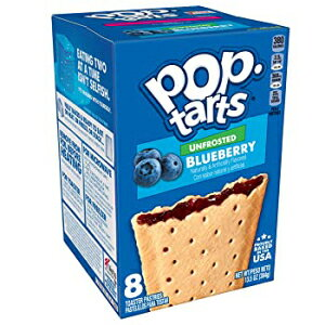 NEW-Unfrosted Blueberry, Pop-Tarts, Breakfast Toaster Past
