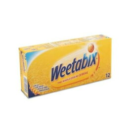 Weetabix全粒シリアルイングランド、7.6オンスボックス(4個入り) Weetabix Whole Grain Cereal England, 7.6-Ounce Boxes (Pack of 4)