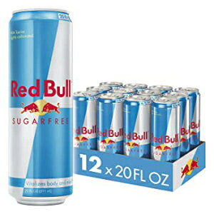 20階 Oz(12カウント)、シュガーフリー、レッドブルシュガーフリーエナジードリンク20 Fl Oz、12パック 20 Fl. Oz (12 Count), Sugar Free, Red Bull Sugar Free Energy Drink 20 Fl Oz, 12 Pack