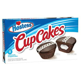 Hostess Cupcakes 12.7oz (Frosted Chocolate Cake)