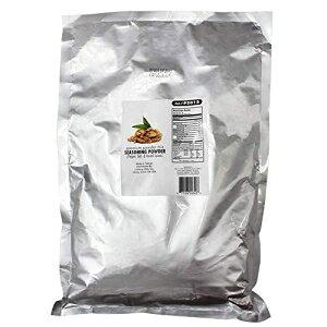 ティーゾーン2.2ポンドのコショウ、塩、ハーブスパイス調味料パウダー Tea Zone 2.2 lb Pepper, Salt & Herbal Spices Seasoning Powder
