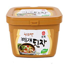 Korean Premium Soybean Paste 2.2lb 된장