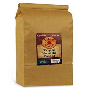 ローラサバンナトリプルバニラ全粒粉コーヒー-バニラの3つのユ